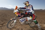 Marc Coma In Desert Action