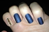 The Nails Inc denim varnish