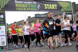The Chester half marathon