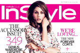 Olivia Palermo covers the latest issue of Instyle UK