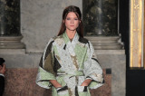 The Pucci SS13 collection showcased Eastern-inspired pieces