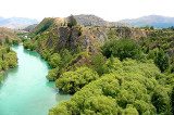 River Kawarau, New Zealand