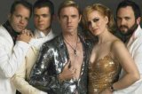 Scissor Sisters went ahead with Glasgow gig despite the snow