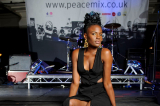 Shingai was performing at last night's event
