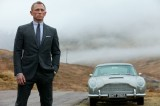 Daniel Craig as Bond in Skyfall