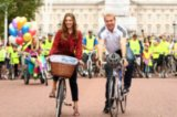 Kelly Brook & Chris Hoy