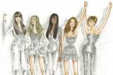 The Spice Girls Cavalli Outfits