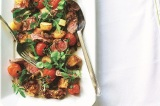 British Beef Week: Steak and Caramelised Onion Salad Recipe