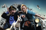 The Adventures Of TinTin: Secret Of The Unicorn DVD