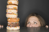 Do you find yourself eating bad stuff in the office?