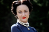 Andrea Riseborough as Wallis Simpson
