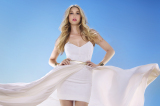Whitney Port looks beautiful in the campaign shots