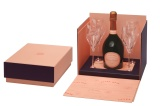 Laurent-Perrier Cuvée Rosé Christmas Gift Set