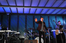 Alex Adams - 'Control' Live Performance