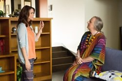Jill Soloway and Jeffrey Tambor exclusive interview - Transparent