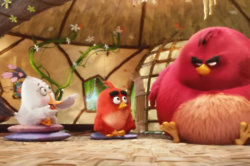 The Angry Birds Movie New Clip