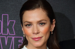 The Look of Love Premiere - Anna Friel