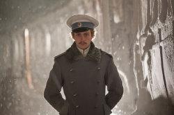 Anna Karenina Premiere-  Aaron Johnson