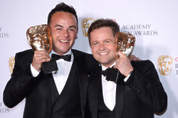 Ant and Dec won two awards