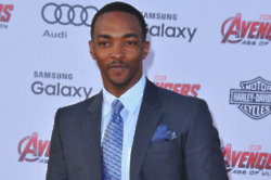 Anthony Mackie - Captain America Civil War Premiere