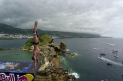 Red Bull Cliff Diving 2012