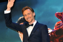 Tom Hiddleston Avengers Assemble Interview