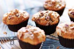 Kirstie Allsopp's Sticky Toffee Banoffee Muffins