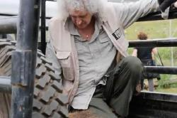 Born Free Cape Town Brian May