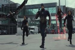 Captain America: Civil War Clip 3