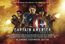 Captain America Trailer