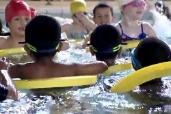 More Than Half of British Children Cannot Swim