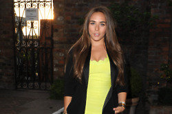Chloe Green launched her latest shoe collection this week