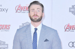 Avengers Age Of Ultron - Chris Evans