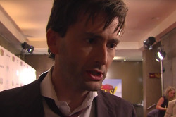 The Pirates Premiere - DavidTennant