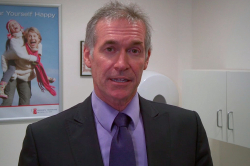 Dr Hilary Jones talks about hearing loss