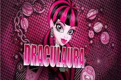 Monster High Makeover Draculaura Look