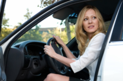 Wearing heels whilst driving has always thought to be more dangerous