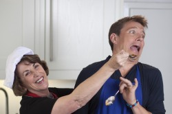 Ben Shephard & Edwina Currie Share Cooking Tips