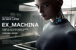Ex Machina First Clip