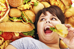Plenty of junk food ensures students gain weight in their first year