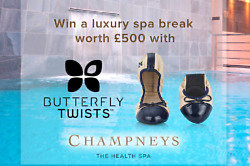 Enjoy a spa break worth £500