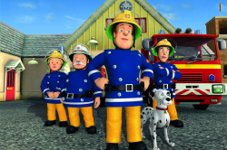 Fireman Sam's Bonfire Safety Tips