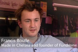 Francis Boulle and Judy James Talk About Chivalry