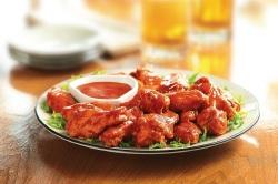 VIDEO: Buffalo Chicken Wings Recipe