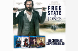 Win a FREE STATE OF JONES prize bundle