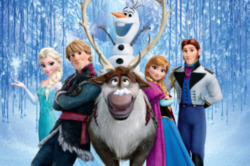 Frozen New Trailer