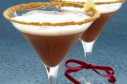 Вашему вниманию предлагается рецепт коктейля Имбирный пряник.
