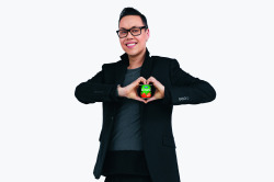 Gok Wan wants us to feel healthy on the inside