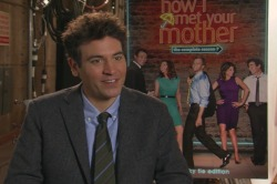 Josh Radnor Talks How I Met Your Mother
