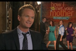 Neil Patrick Harris talks How I Met Your Mother
